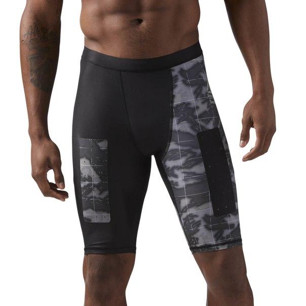 Компрессионные шорты Reebok CrossFit