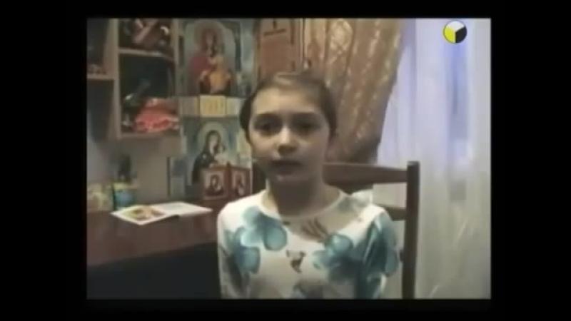 рассказ отроковицы о явлении ей Святого Афанасия сидячего