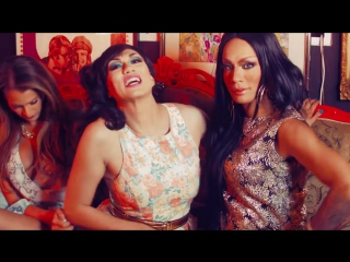 The Heathers Lady Marmalade (Carmen Carrera, Raja, Delta Work  Manila Luzon)