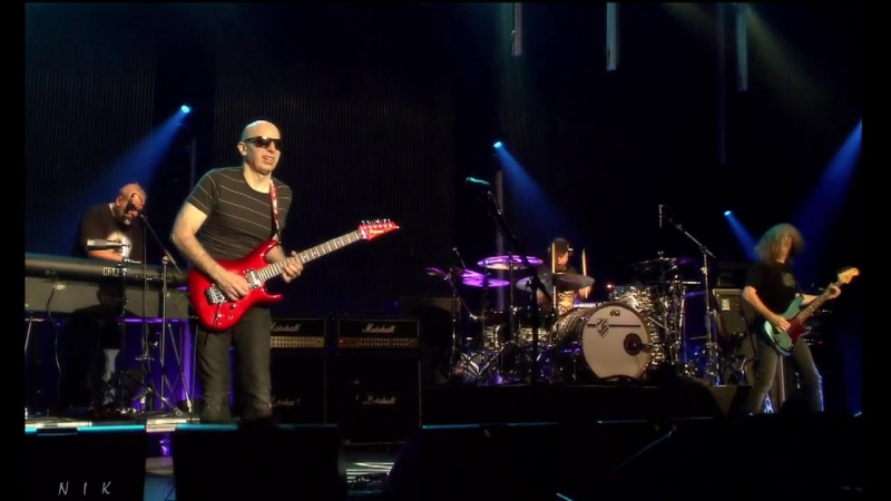 Joe Satriani - Why Satchurated - Live In Montreal 2012