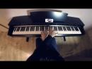 Тест новенькой Go Pro on piano