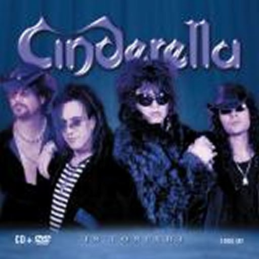 Cinderella альбом Live In Concert