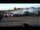 Дрифт Капсула, E36, E30, E30. Дым машины 6км