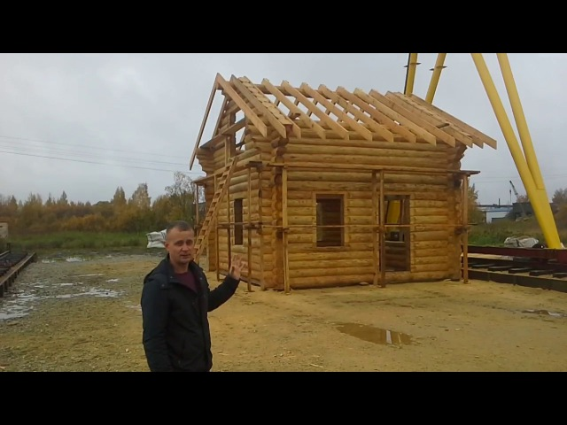 ▶ Дом и сруб из дерева ручной рубки с доставкой по России! ✅ Новость дня со строительной площадки. » Freewka.com - Смотреть онлайн в хорощем качестве