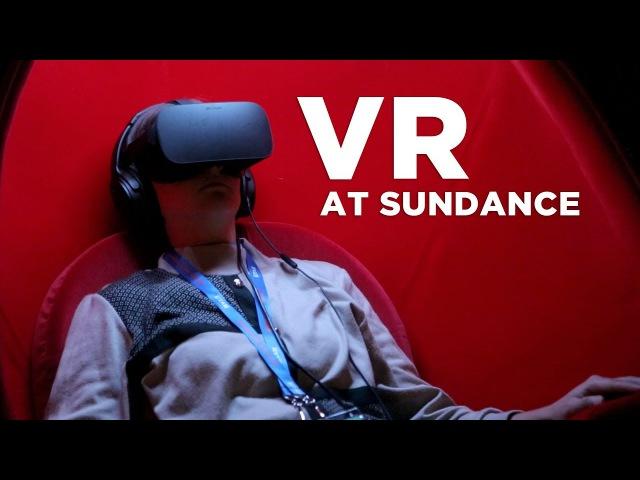 Inside Sundance Film Festival's New Frontier 2018 - VR AR Exhibition