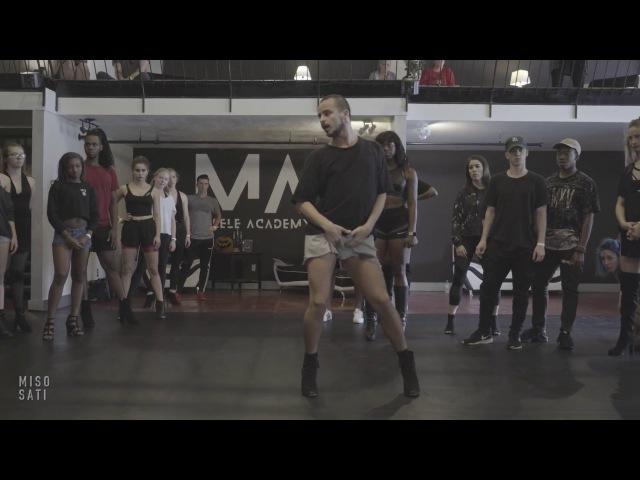 ALL NITE | Janet Jackson | Choreography by YANIS MARSHALL | Milele Academy | Nashville, TN