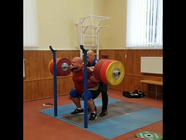 Mart Seim 355 kg