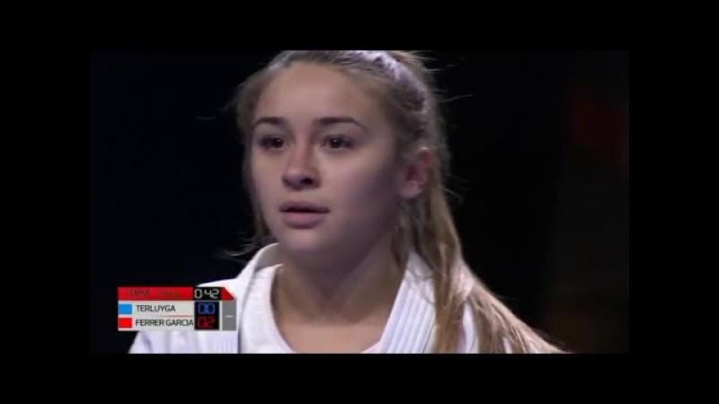 Karate kumite Best of Jodan Geri part 1