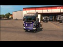 ETS 2 Обзор мода Scania R2008 50k v.5.0 Nikola Edit