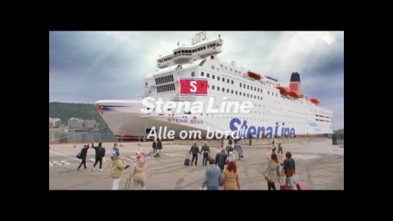 Stena Line 'ALLE OM BORD!'