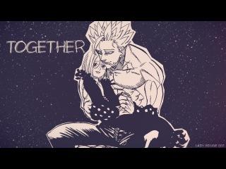 Ban x Elaine [Nanatsu no Taizai] – Be Together