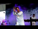 Oomph! - Wunschkind live am Blackfield 2012