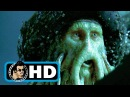 Pirates of the Caribbean: Dead Man's Chest Movie CLIP - Davy Jones Intro |FULL HD| Johnny Depp 2006