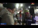 Надежда Скардино завоевала золото в первой личной гонке в Эстерсунде. Панорама