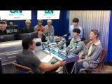 171117 BTS in studio with Mario Lopez Extra! Teaser
