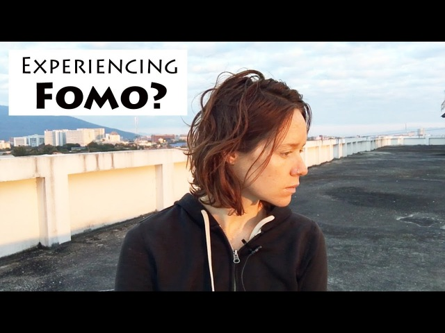 FOMO getting you down? || What I Do When I Have a