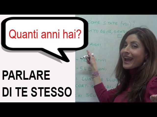 OWI 2 - Lezione di italiano