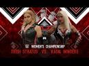WFW PPV TLC - Kaiva Winters vs Trish Stratus [Women Championship]