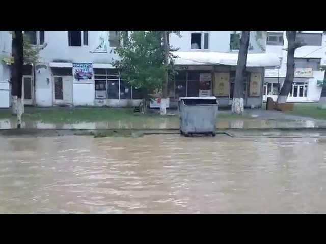 Наводнение в Кобулети,Грузия. 8-9.10.2015