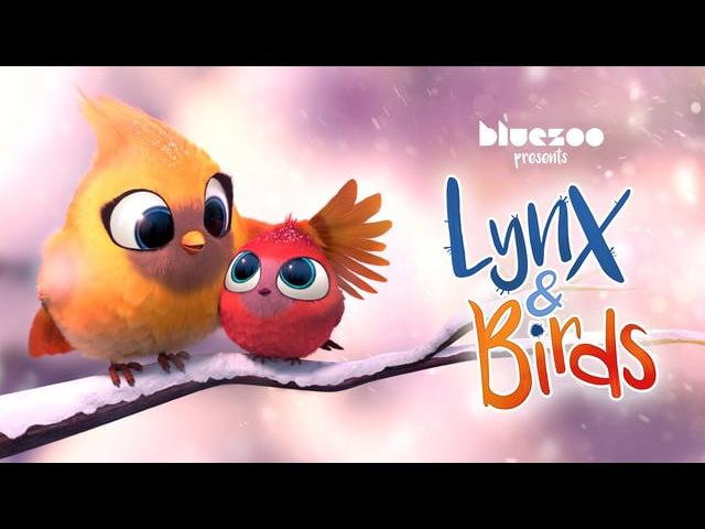Blue Zoo's Lynx Birds