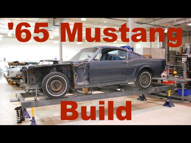 1965 Ford Mustang Restoration (Restomod) Pro Touring Build
