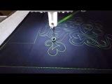 Design #72 -  All over design idea FMQ401