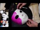 Как сделать маску протез САЛЛИ КРОМСАЛЛИ из бумаги САЛЛИ ФЕЙС 1 часть
