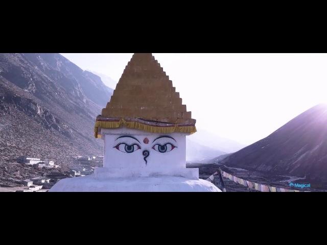 Everest Base Camp Cho La Pass Gokyo Lake Trek   Magical Nepal