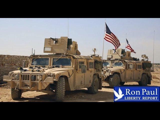Больше оснований для США в Сирии ... Почему бы не прийти домой? - More US Bases In Syria...Why Not Come Home?