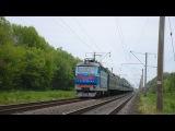 ЧС4-109 (КВР)  № 357 Киев - Рахов