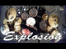 Soultone Cymbals Explosion Series Demo with Chris Moore