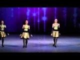 Отчетный концерт народного коллектива хореографического ансамбля