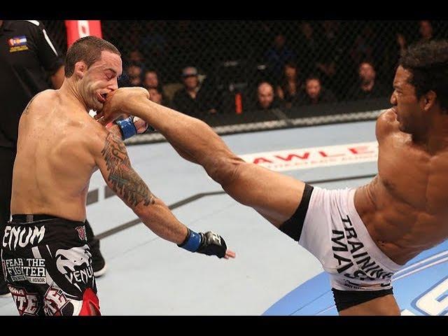 UFC, MMA ТҰЖЫРЫМДАРЫНДАҒЫ ЖОЙҚЫН НОКАУТТАР СЕРИЯСЫ