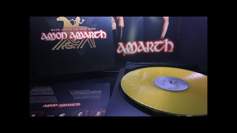 Amon Amarth With Oden on Our Side LP Stream