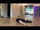 Надежда Васина гимнастка разминка - Nadya Vasina gymnast warm up 2