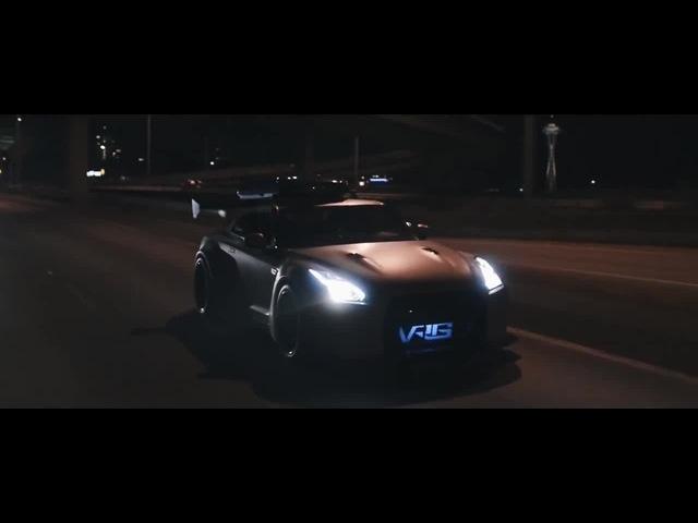 Jaden's Liberty Walk Nissan GT-R R35 w/ ARMYTRIX Exhaust