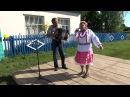 Марийский танец. Ижбулдины на юбилее деревни Магашлы-Алмантаево.