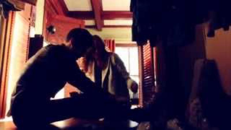 The Flash 1x19 Caitlin And Barry