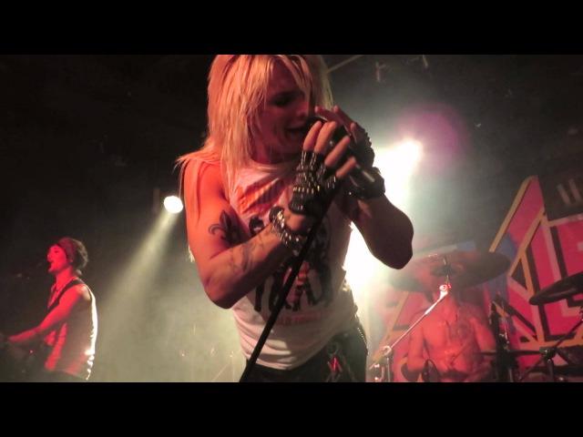 Reckless Love - Born To Break Your Heart - live in Berlin 4.5.14