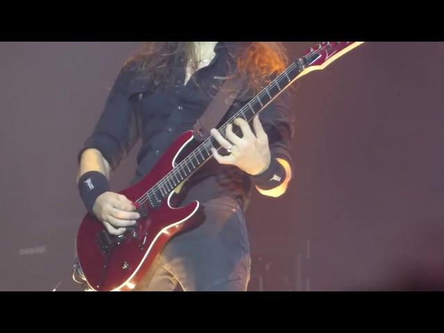 Megadeth - Tornado of Souls (Solo by: Friedman, Pitrelli, Drover, Broderick and Loureiro)