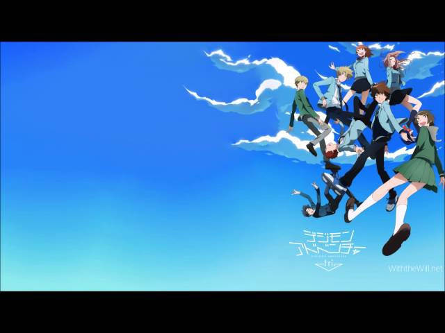 Digimon Adventure Tri OPENING Full Butter-Fly