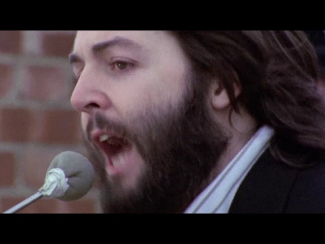 The Beatles- Get Back Rooftop Performance Original Video 1969