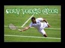 Tennis Best Diving Shots EVER