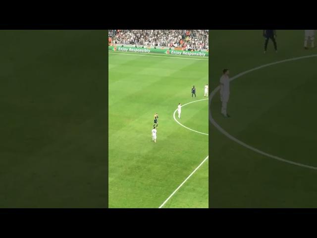 Beşiktaş 2-0 Leipzig Wernerin Vodafone Parktaki inanılmaz sesten rahatsız olduğu anlar!
