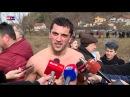 Plivanje za Casni krst - Istocna Ilidza