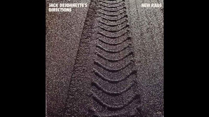 Jack Dejohnette's Directions New Rags LP 1977
