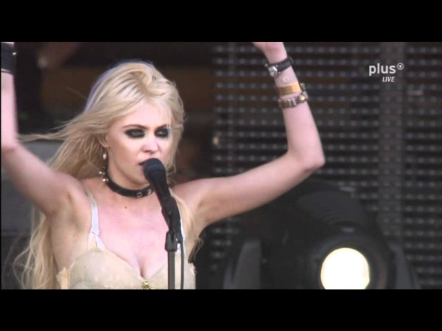 The Pretty Reckless Make Me Wanna Die n' Factory Girl live