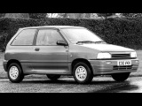 Mazda 121 3 door UK spec DA