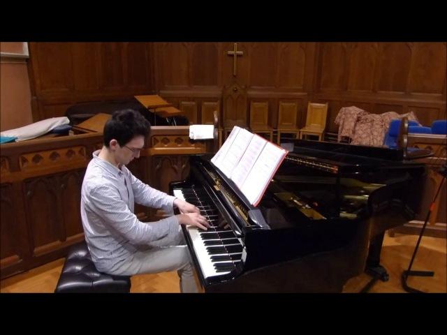 Проверка миграции The Elder Scrolls IV Oblivion ~ Concert for Solo Piano ~ Part Two