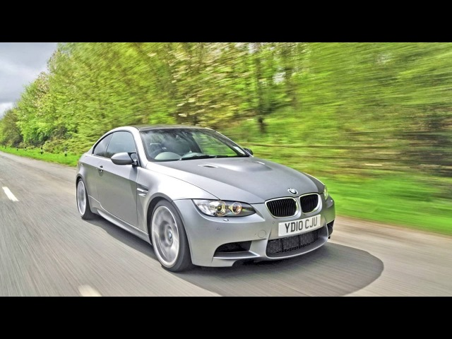 BMW M3 Coupe Competition Package UK spec E92 '03 2010–06 2013